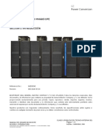 MV6603 DFE User Manual Section 1 Introduction 20140526 Spa