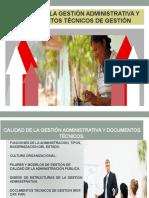 Funciones Administracion y Gestion Publica