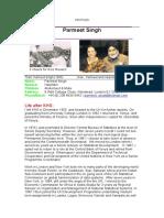 Parmeet Singh KHS Profile