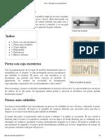Perno - Wikipedia, La Enciclopedia Libre