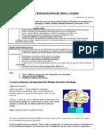PM5 (ONC) - 01, 02. Enfermedad Tumoral- Clínica y Estadiaje