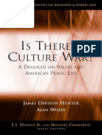 Is There a Culture War - WUNTER e WOLF