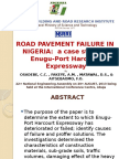 Powerpoint Presentation Road Pavement Failure (Coren Assembly) Revised Final