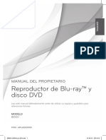 Manual Bd550