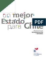 Un Mejor Estado Para Chile