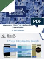 México como Cluster de estudios clínicos Internacionales.pdf