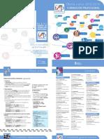 Oferta FP Ciclos Formativos 2015-16