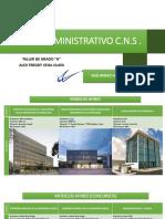 Modelos Afines Edificio Administrativo de La c.n.s.