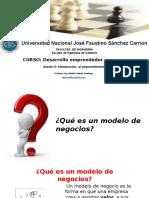 Sesion 03 Modelo de Negocio