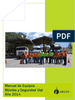 Argos Manual de Equipos Moviles y Seguridad Vial 2014 Impreso