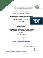 Unidad 3 Inv. Modelos de Negociacion