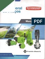 Catalogo de Preços Schneider