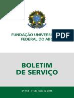 Boletim Servico Ufabc 558