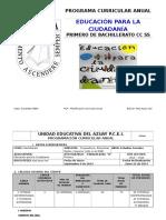 PCA 1ro Bach Educacion para la Ciudadania.doc