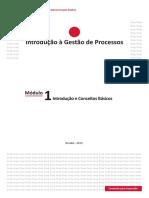 Gestão Processos - Módulo 1