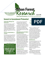 Center for Urban Forest Research Newsletter, Summer 2003