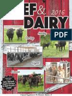 Beef & Dairy 2016
