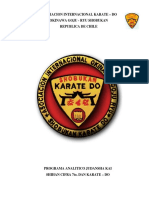 Karate Do - Tecnicas