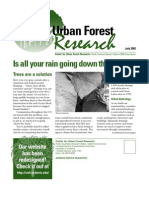 Center for Urban Forest Research Newsletter, July 2002