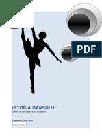 istoria dansului