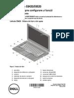 Latitude-e6420 Setup Guide Ro-ro