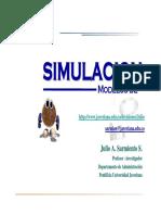 Presentacion sobre Simulacion
