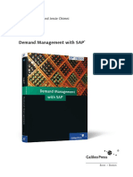 Demand Management With SAP