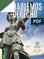 Hablemos Derecho # 01 - Mayo 2016