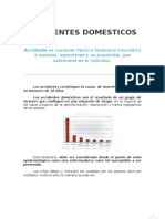 ACCIDENTES DOMESTICOS (pediatria)