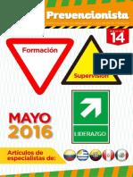 Revista El Prevencionista 14ava Ed