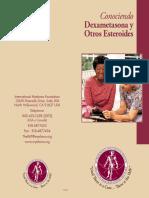 Conociendo Dexametaxosa y Otros Esteroides