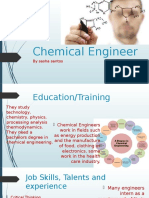 chemical engineer finished