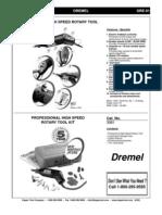 Dremel Catalog