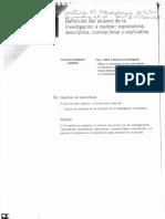 07.- Hernández Sampieri 2010 Cap 4 Definición Del Alcance de Investigacion