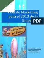 Plan de Marketing-papi Rico Del Sabor 2013