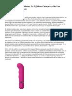 El Negocio Del Erotismo, La Última Conquista De Las Mujeres Empresarias