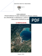 Prostorni Plan Cresa_2006