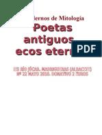 Cuad. Mit. nº 22 Poesía