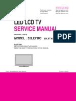 LG 55LE7300