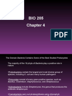 BIO 205 Chapter 4 Powerpoint