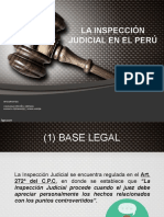 Inspeccion Judicial - Hernan Cahuana Ordoño