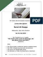Lerne Den Quran III Flyer