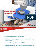 Seguridad Informatica - Direccion de Sistemas