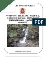 138801351-3-Perfil-Simplificado-Canal-de-Riego-Quenua.doc