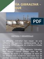 Refineria Gibaltra - Santa Roque