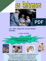 Proceso Del Enfermero