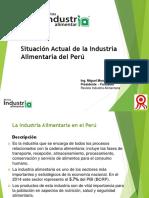 Situacion Actual Industria Alimentaria 2015