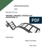 Lenguaje y Produccion Audiovisual