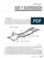 2da Parte Cap. 4 -Bastidor y Suspension