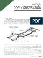 2da Parte Cap. 4 -Bastidor y Suspension
